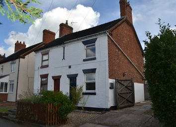 Thumbnail 2 bed semi-detached house to rent in Salisbury Road, Market Drayton, Market Drayton, Shropshire