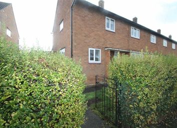 Thumbnail 3 bed end terrace house to rent in Chatford Drive, Meole Estate, Shrewsbury