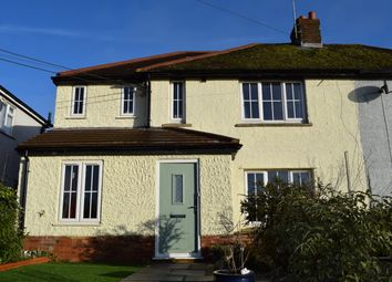 Thumbnail 4 bed semi-detached house for sale in Norris Field, Chaddleworth, Newbury