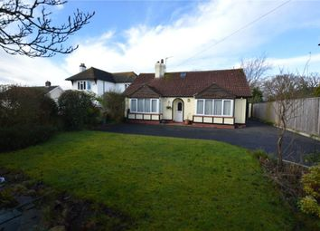 Thumbnail 3 bed detached bungalow for sale in Exeter Road, Honiton, Devon
