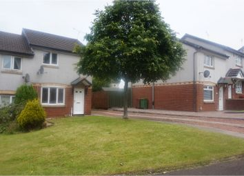 Thumbnail 2 bed semi-detached house for sale in Briarcroft Drive, Glasgow