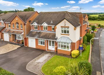 Thumbnail 6 bed detached house for sale in Deer Park Drive, Newport