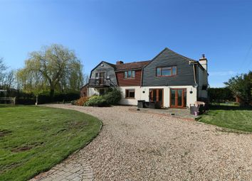 Thumbnail 4 bed detached house for sale in Strawberry Hill, Newent