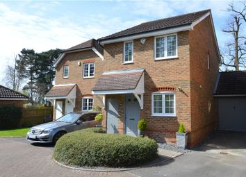 Thumbnail 2 bed detached house for sale in Fairway Heights, Camberley, Surrey