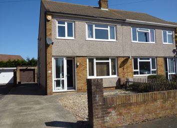 Thumbnail 4 bed semi-detached house for sale in Rockside Gardens, Frampton Cotterell, Bristol