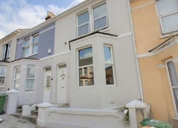 Thumbnail 2 bed terraced house to rent in Second Avenue, Plymouth