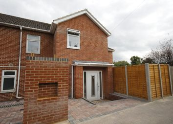 Thumbnail 4 bedroom end terrace house for sale in The Siblings, Kanes Hill, Southampton