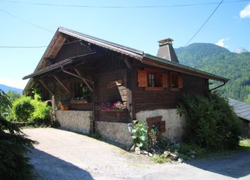 Thumbnail 3 bed farmhouse for sale in Route De Nantaux, Essert La Pierre, Morzine, Haute-Savoie, Rhône-Alpes, France