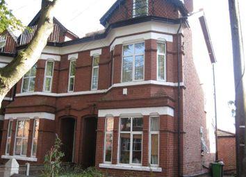 Thumbnail 1 bed flat to rent in Blair Road, Chorlton Cum Hardy, Manchester