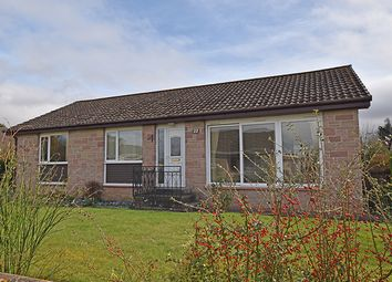 Thumbnail 3 bed detached bungalow for sale in Grampian View, Coupar Angus