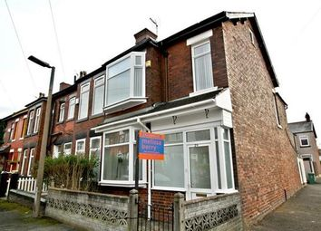 Thumbnail 3 bed terraced house for sale in Orange Hill Road, Prestwich, Manchester
