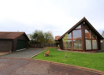 Thumbnail 4 bed detached house for sale in The Pines, Hadston, Morpeth, Northumberland