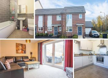 Thumbnail 3 bedroom end terrace house for sale in Coniston Close, Old Barn Estate, Newport