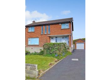 Thumbnail 4 bed detached house for sale in Wandsworth Road, Bangor