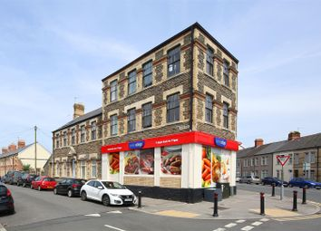 Thumbnail 1 bed flat for sale in Clare Road, Grangetown, Cardiff