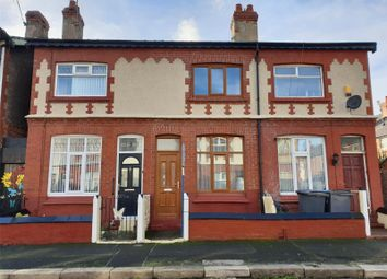 Thumbnail 2 bed terraced house to rent in Lyceum Avenue, Blackpool, Lancashire