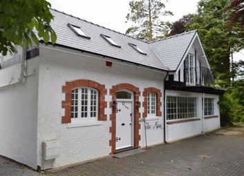 Thumbnail 3 bed detached house for sale in Gower Road, Sketty, Swansea