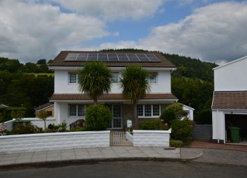 Thumbnail 5 bed detached house for sale in Fairways View, Talbot Green, Pontyclun