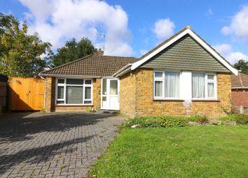 Thumbnail 2 bed detached bungalow for sale in Cedar Close, Hedge End, Southampton, Hampshire