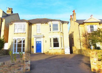 Thumbnail 4 bedroom detached house to rent in Creffield Road, Colchester