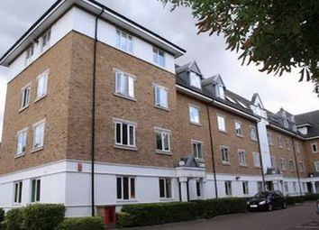 Thumbnail 1 bed flat to rent in Riverside Court, Lee Road, London
