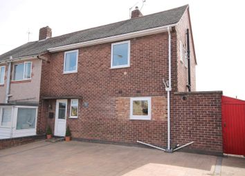 Thumbnail 3 bed semi-detached house for sale in High Street, New Whittington, Chesterfield