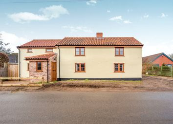 Thumbnail 3 bed cottage for sale in High Street, Wicklewood, Wymondham