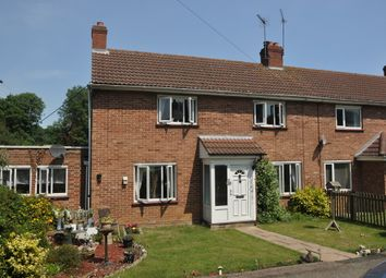 Thumbnail 4 bedroom semi-detached house for sale in Castle Lane, Offton, Ipswich