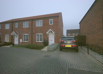 Thumbnail 3 bed semi-detached house to rent in Nile Drive, Spalding