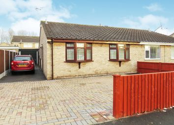 2 bed semi-detached bungalow for sale in Moorside Crescent, Sinfin, Derby DE24