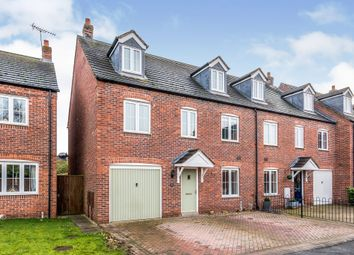 Thumbnail 5 bed semi-detached house for sale in Rogerson Road, Fradley, Lichfield