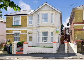 Thumbnail 4 bed semi-detached house for sale in Atherley Road, Shanklin, Isle Of Wight
