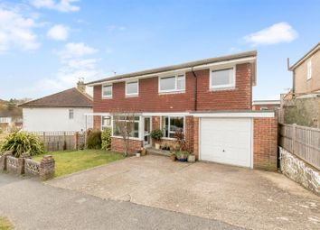 Thumbnail 4 bed detached house for sale in Mackie Avenue, Brighton