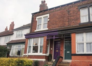 Thumbnail 4 bedroom terraced house for sale in Roundhay Avenue, Leeds