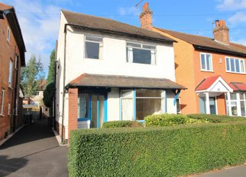 Thumbnail 3 bed detached house for sale in Sidney Road, Beeston, Nottingham