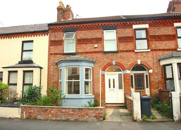 Thumbnail 3 bed terraced house to rent in Shaftesbury Road, Liverpool, Merseyside