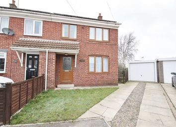 Thumbnail 3 bed semi-detached house to rent in Marsh Lane Gardens, Kellington, Goole