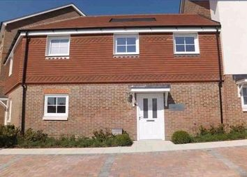 Thumbnail 1 bed flat to rent in Eden Road, Dunton Green, Kent