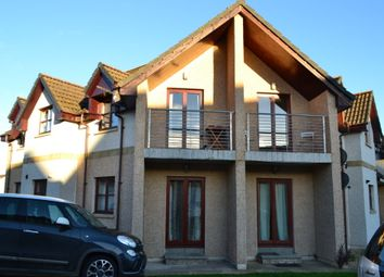 Thumbnail 2 bed flat for sale in 55 Knockomie Rise, Forres