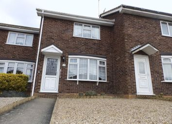 Thumbnail 2 bed terraced house to rent in Anglian Way, Hopton, Great Yarmouth