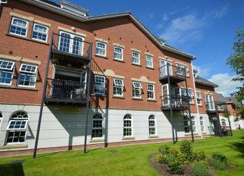 Thumbnail 2 bed flat for sale in 57 Garden Close, Poulton-Le-Fylde