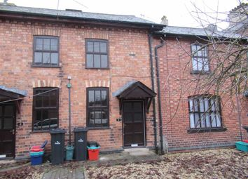 Thumbnail 1 bed terraced house to rent in 4, Victoria Square, Llanidloes, Powys