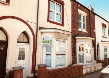 Thumbnail 4 bed terraced house for sale in Bourbank Street, Hartlepool
