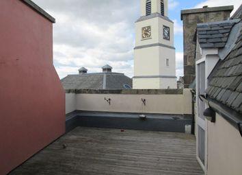 Thumbnail 3 bed flat for sale in Castlegate, Lanark