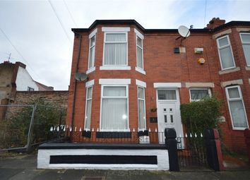 Thumbnail 3 bed end terrace house for sale in Esher Road, New Ferry, Merseyside