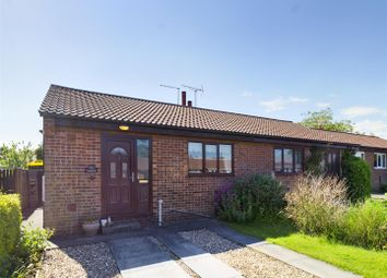Thumbnail 2 bed semi-detached bungalow for sale in Sycamore Close, Nafferton, Driffield