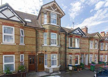 Thumbnail 4 bedroom terraced house for sale in Abbott Road, Folkestone