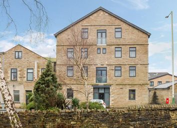 Thumbnail 3 bed flat for sale in Penthouse Apartment, The Loom, The Power Mill, Holcombe Road, Helmshore, Rossendale