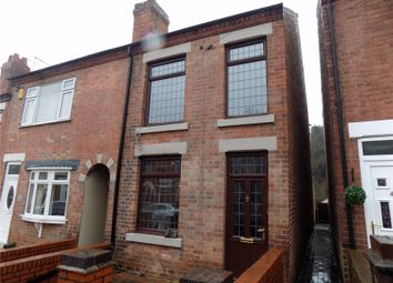 Thumbnail 3 bed property to rent in Howitt Street, Heanor, Derbyshire