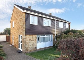 Thumbnail 3 bed semi-detached house for sale in Colles Road, Wells